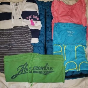 Other - Lot of womens/ juniors size large clothing